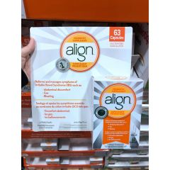 Align 益生菌 补充剂63粒 Digestive Care Probiotic Supplement