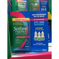 Systane 眼药水 Ultra Lubricant Eye Drops 3*10ml