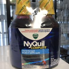 NyQuil Complete 354ml*2 Berry Flavour