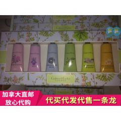 Crabtree&Evelyn 瑰珀翠 手霜 Hand Therapy 6X25g