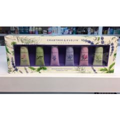 Crabtree&Evelyn 瑰柏翠 护手霜套装 6*25克Hand Therapy 6*25g