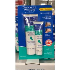Dermal therapy 拜耳 修复霜 Heel Care Cream 240g +90g