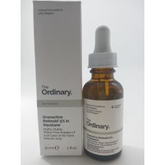 The Ordinary 反式维甲酸溶液 Granactive Retinoid 5% in Squalane 30ml