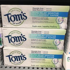 Tom's 牙膏 Natural Toothpaste Fresh Mint 85ml
