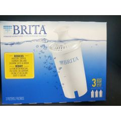 BRITA 碧然德 净水壶 滤芯 3 Filters Pitcher Replacement Filters Superstore