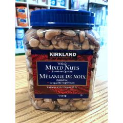 Kirkland Signature 科克兰 杂锦 坚果 Mixed Nuts 1.13kg