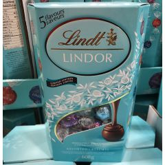 Lindor 瑞士莲 巧克力 Assorted chocolate limited edition 608g