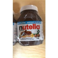 Nutella 榛子酱 Hazelnut Spread with Cocoa