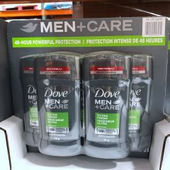 Dove 多芬 男士 止汗露 Men Care 48-hour Powerful Protection 5*76g