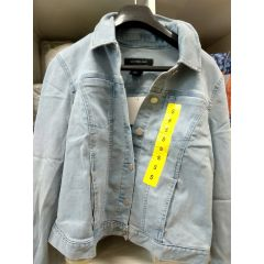 (包邮价) Calvin Klein 夹克 Denim Jacket Light Blue