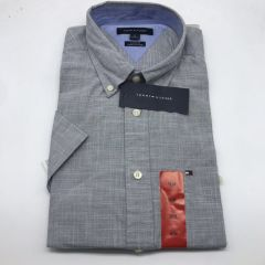 Tommy Hilfiger 衬衣 Classic Fit shirt, grey