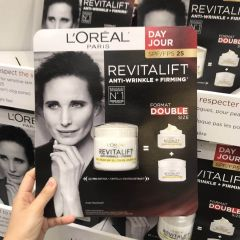 (包邮价) L'OREAL 欧莱雅 面霜 日霜 Revitalift DAY CREAM 100ml